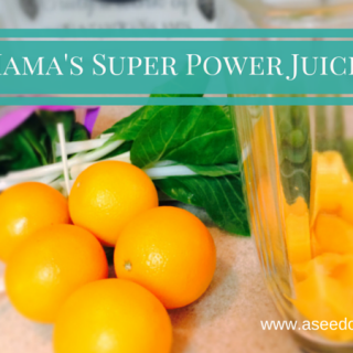 Mama's Super Power Juice